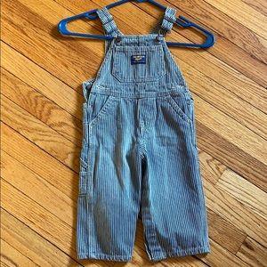 OshKosh B'Gosh overalls